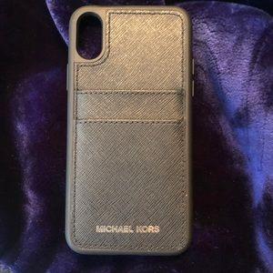 Michael kors iPhone X/Xs case